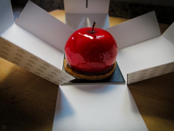 La Cirera, a cherry pastry
